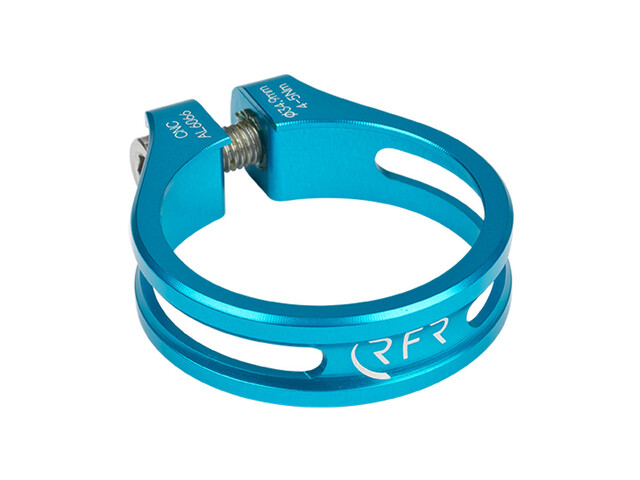 RFR Ultralight Seat Clamp 34,9mm blue